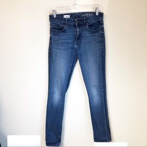 Gap 1969 Slim Straight Jeans